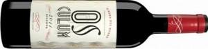 Spanischer Rotwein Osculum