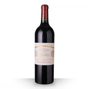 Flasche Rotwein aus Bordeaux