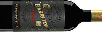 Rotwein Barriton Rioja