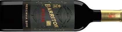 Spanischer Rotwein Barriton Rioja Reserva