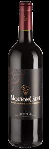 Weinflasche Mouton Cadet aus dem Bordeaux