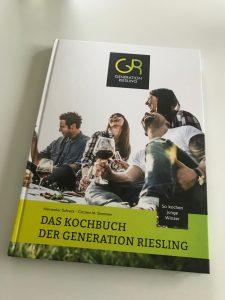 Kochbuch von jungen Winzern der Generation Riesling