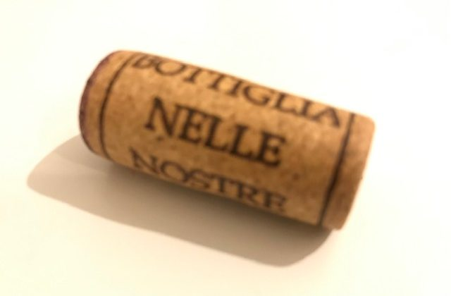 Naturkorken als Weinverschluss