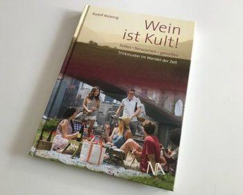 """Buch """"Wein ist Kult"""""""
