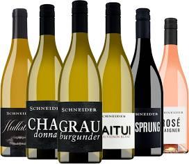 Wein Probierpaket vom Weingut Markus Schneider